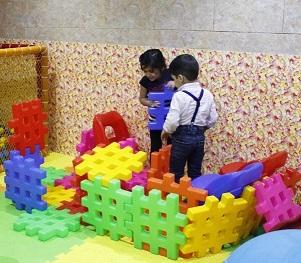 فضای بازی کودک