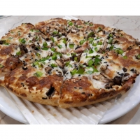 پيتزا مخصوص